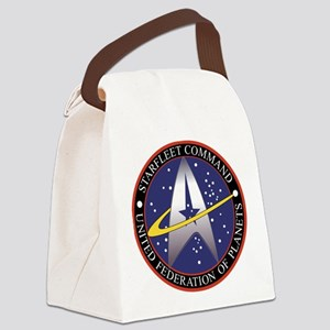 STAR TREK SFC-UFP Canvas Lunch Bag