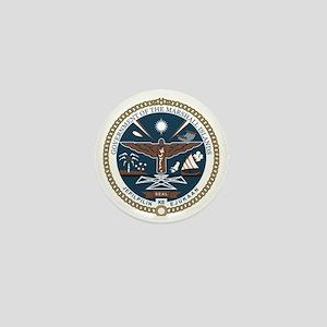 Marshall Islands COA Mini Button