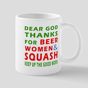 Beer Women and Squash Mug