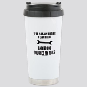 IF IT HAS AN ENGINE Stainless Steel Travel Mug