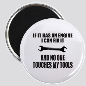 IF IT HAS AN ENGINE Magnet