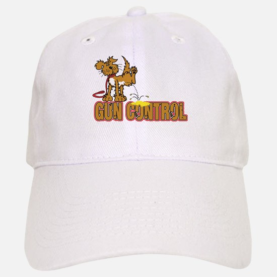 Piss on Gun Control Baseball Baseball Cap
