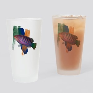 sixwrassetshirt Drinking Glass