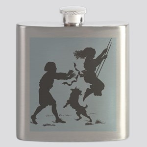 swinging  Flask