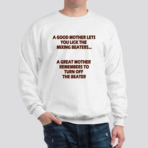 2-GREATMOMBEATERS.LIGHT Sweatshirt