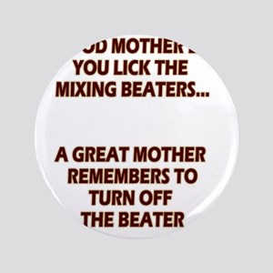"""2-GREATMOMBEATERS.LIGHT 3.5"""" Button"""