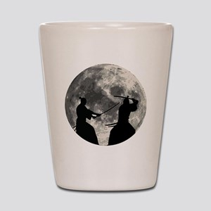 Samurai Moon Shot Glass