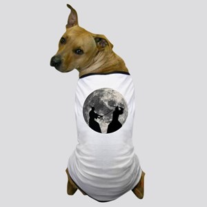 Samurai Moon Dog T-Shirt