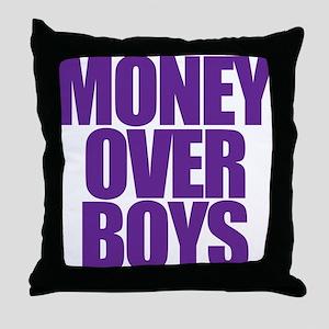mob04 Throw Pillow