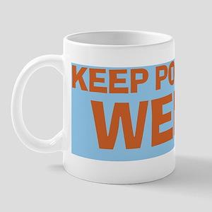 Keep Portland Weird Mug