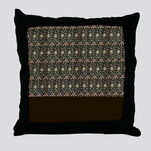 William Morris Evenlode Throw Pillow