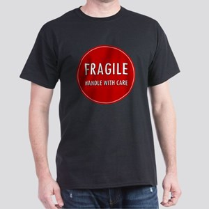 Fragile, Handle with care Dark T-Shirt