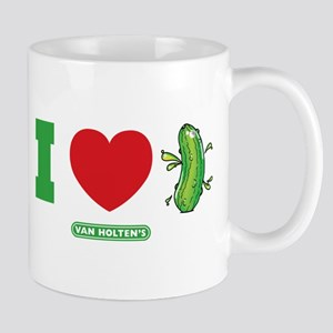 I Heart Pickle Mug