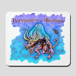 Portuguese Minotaur Mousepad