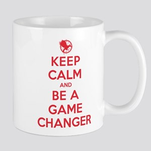 K C Be a Game Changer Mugs
