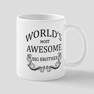World's Most Awesome Big Brother Mug