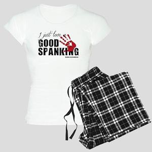 Good Spanking Women's Light Pajamas