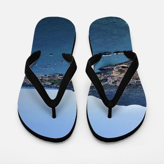 Ischia, Italy Flip Flops