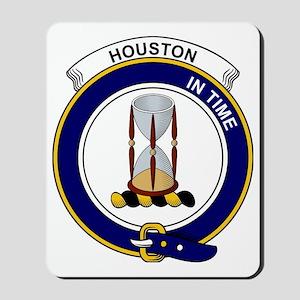 Houston Clan Badge Mousepad
