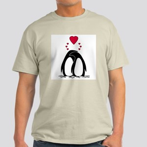 Loving Penguins Light T-Shirt