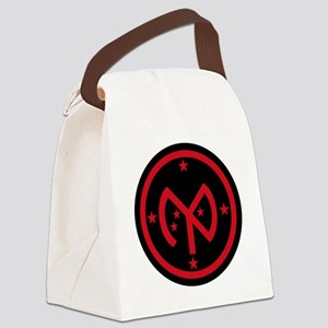27th Infantry Division Canvas Lunch Bag
