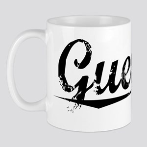 Guerrier, Vintage Mug