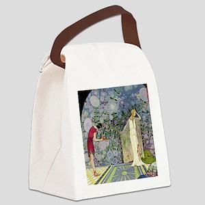 Proserpina Notecard Canvas Lunch Bag