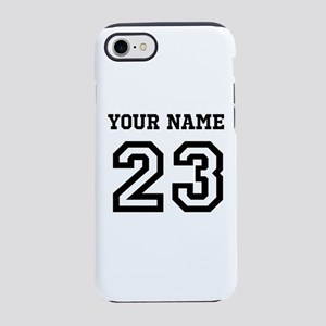 Personalize Sports Jersey iPhone 7 Tough Case