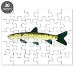 black carp Puzzle