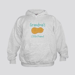 Personalized Little Peanut Kids Hoodie