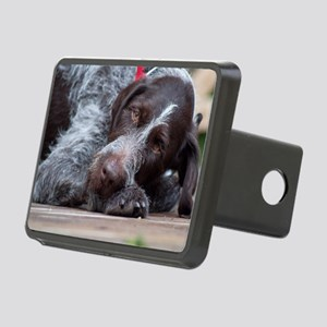 thorn_notecard_artwork Rectangular Hitch Cover