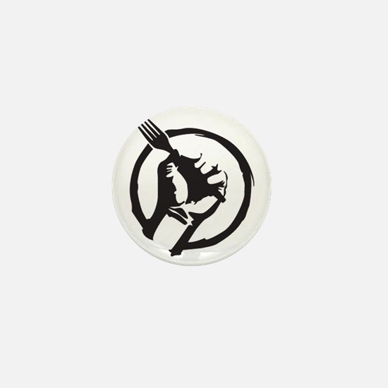 KitchOut Logo Mini Button