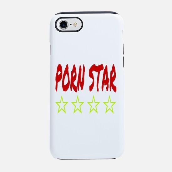 PORN STAR iPhone 7 Tough Case