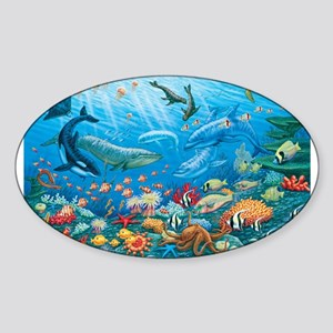 Oceanscape Sticker
