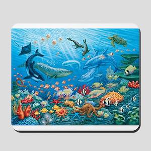 Oceanscape Mousepad