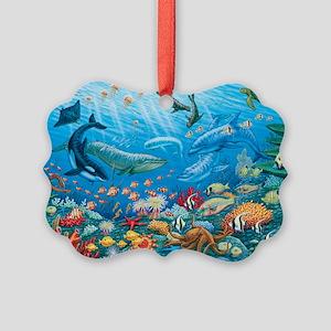 Oceanscape Ornament