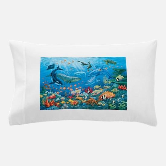 Oceanscape Pillow Case