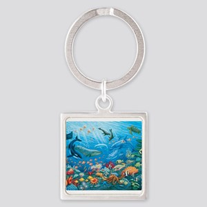 Oceanscape Keychains