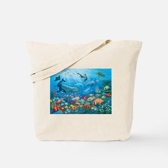 Oceanscape Tote Bag