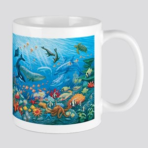 Oceanscape Mugs