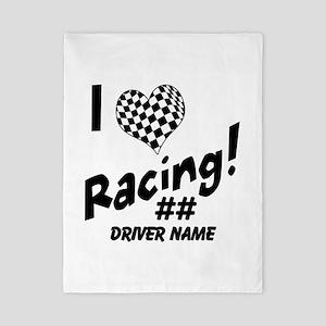 Custom Racing Twin Duvet
