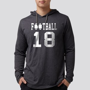 FOOTBALL 18: Long Sleeve T-Shirt
