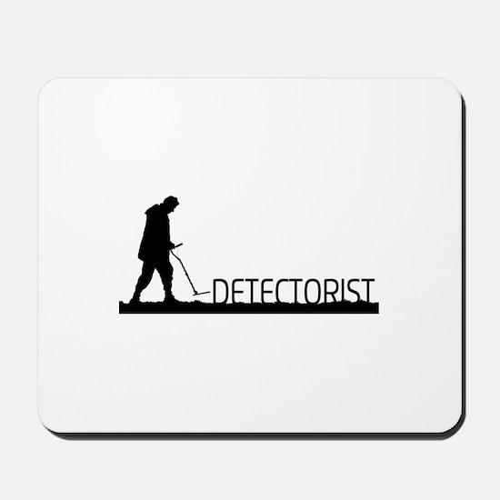 Detectorist Mousepad