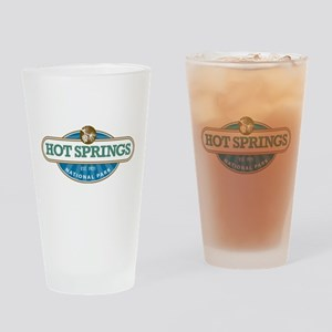 Hot Springs National Park Drinking Glass