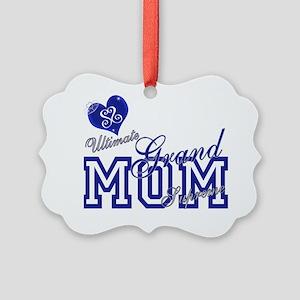 Ultimate GrandMom Supreme t-shirt Picture Ornament