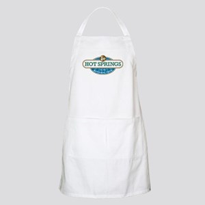 Hot Springs National Park Apron
