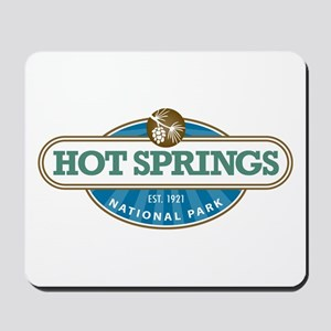Hot Springs National Park Mousepad