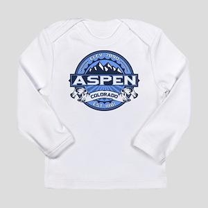 Aspen Blue Long Sleeve Infant T-Shirt