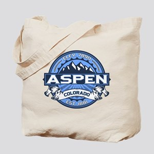 Aspen Blue Tote Bag