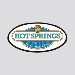 Hot Springs National Park Patches